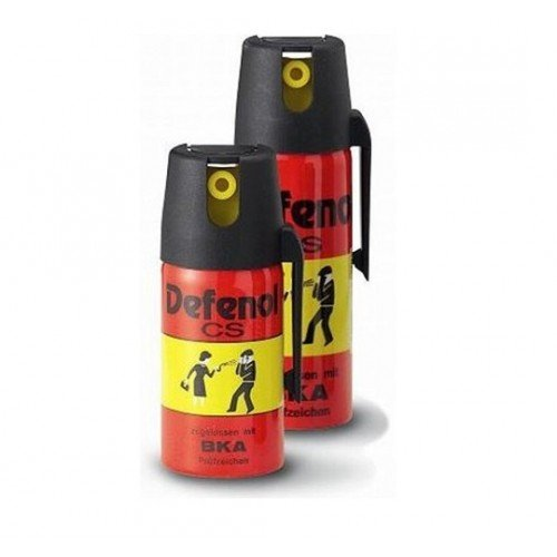 SPRAY IRITANT-LACRIMOGEN KO DEFENOL (50 ML)