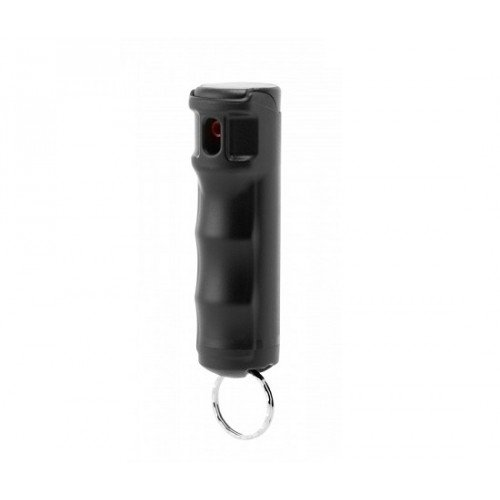 KEYGUARD PEPPER SPRAY - BLACK