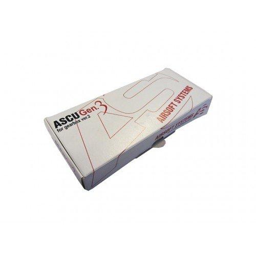 MOSFET ASCU III PENTRU GEAR-BOX VERSIUNEA II