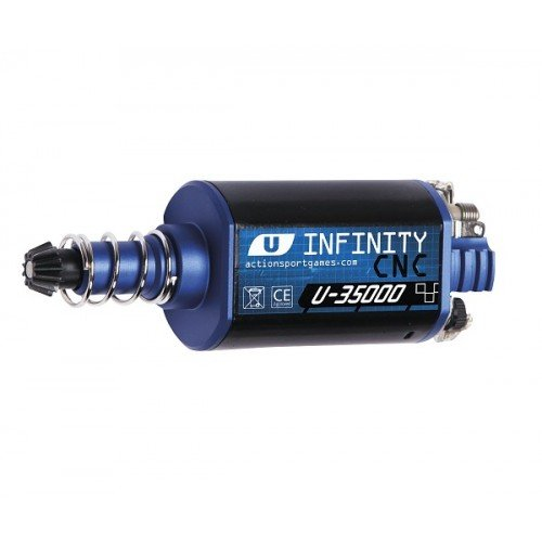 MOTOR INFINITY CNC U-35000 LUNG