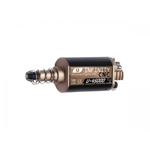 MOTOR INFINITY CNC U-45000 - LUNG