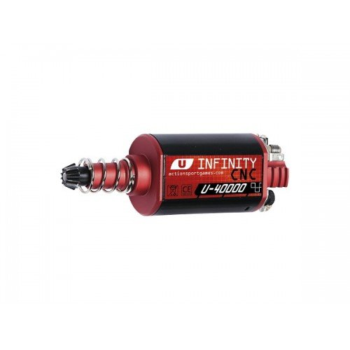 MOTOR  INFINITY CNC U-40000 - LONG AXLE