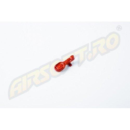 BOLT CATCH PT. SERIILE M4 - CNC - A - RED