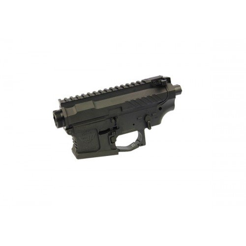 PLASTIC RECEIVER SET FOR CM16 SERIES - BLACK