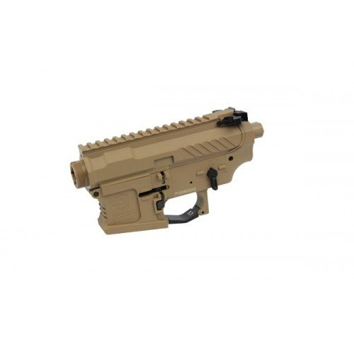 PLASTIC RECEIVER SET FOR CM16 SERIES - TAN