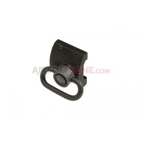 GS SLING - SWIVEL RAIL MOUNT - BLACK