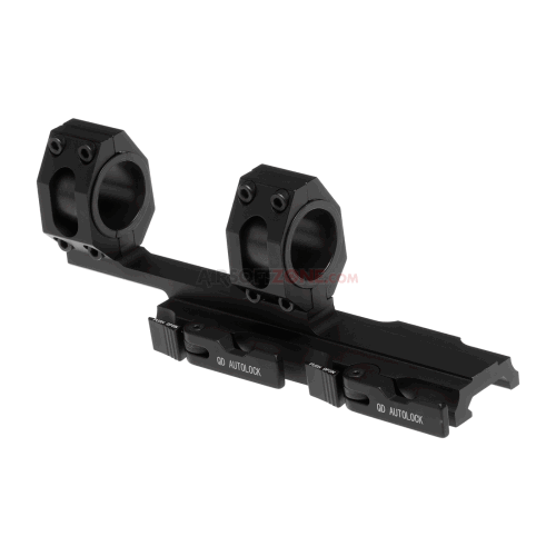 TACTICAL TOP RAIL EXTENDED MOUNT BASE - 25.4MM / 30MM