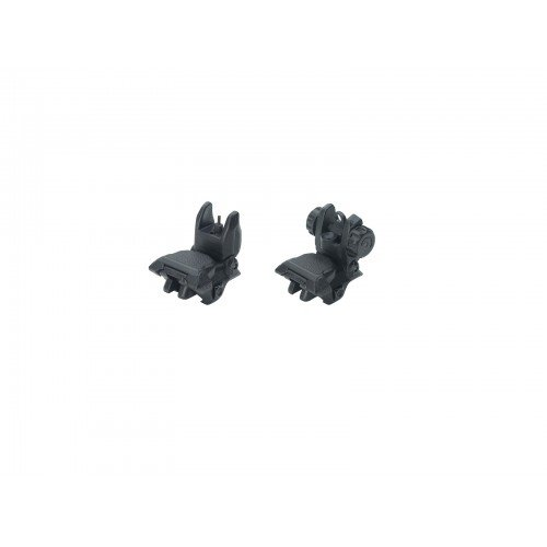 CXP REAR FLIP-UP SIGHT-BK