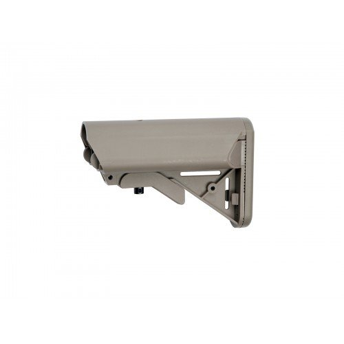 PAT TELESCOPIC - MODEL CRANE STOCK -  M15/M4 - DESERT