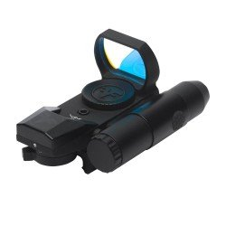 IMPACT DUO REFLEX RED DOT SIGHT - W/RED LASER