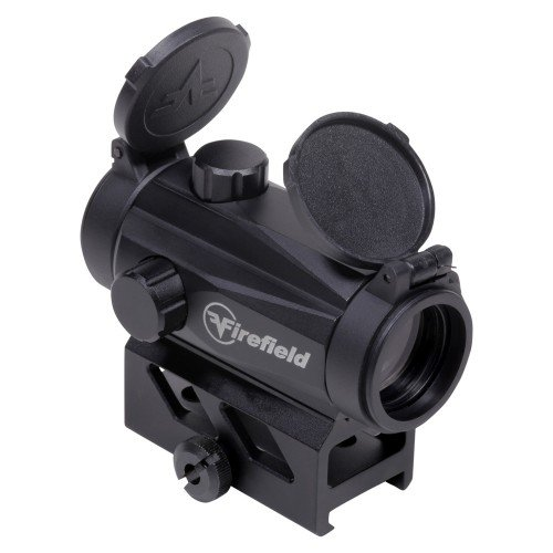 DOT SIGHT W/RED LASER - IMPULSE 1X22MM
