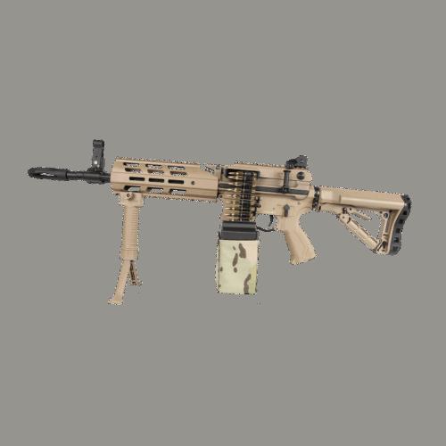 CM16 LMG - DST