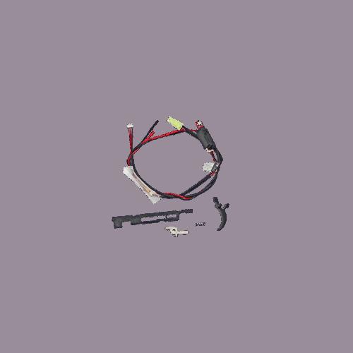 V3 E.T.U. - MOSFET - REAR WIRE