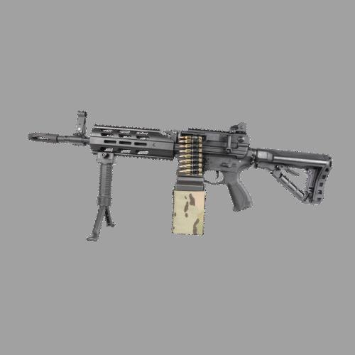 CM16 LMG - BLACK