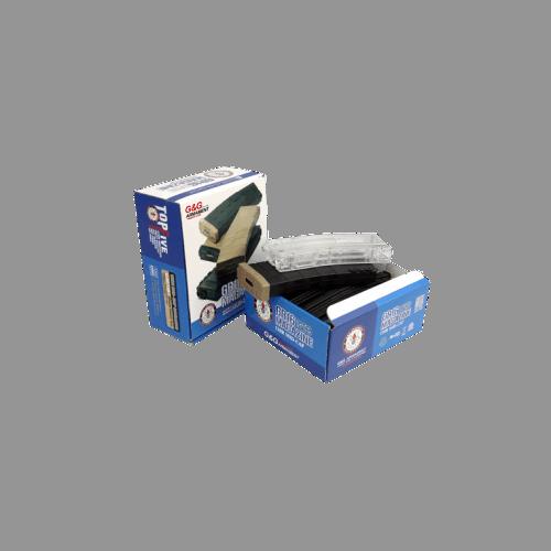 INCARCATOR DE 120 BILE - GR16 - 5 BUCATI - NEGRU/DESERT TAN PLUS ALIMENTATOR DE 420 BILE - TRANSPARENT