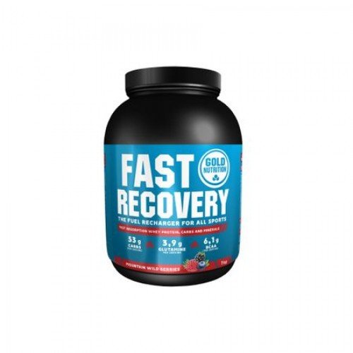 FAST RECOVERY FRUCTE PADURE 1KG