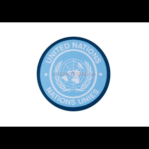 PATCH CAUCIUCAT - UNITED NATIONS