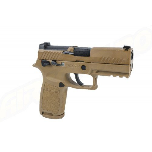 PROFORCE P320 M18 - FULL METAL - GBB - TAN