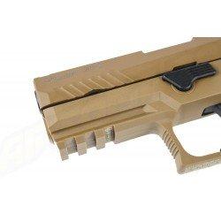 PROFORCE P320 M18 - FULL METAL - GBB - TAN