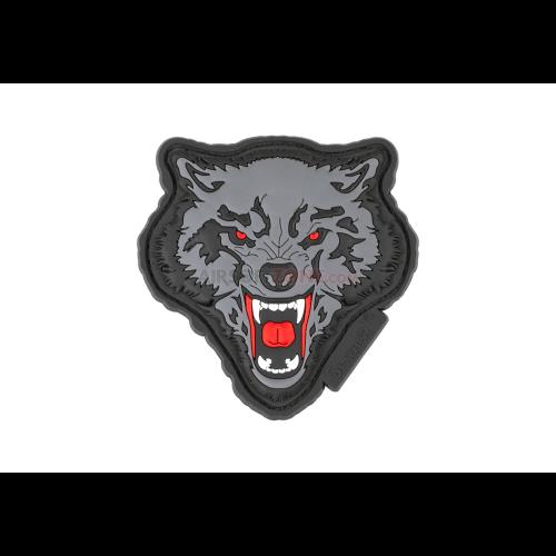 PATCH CAUCIUC - WOLF - COLOR