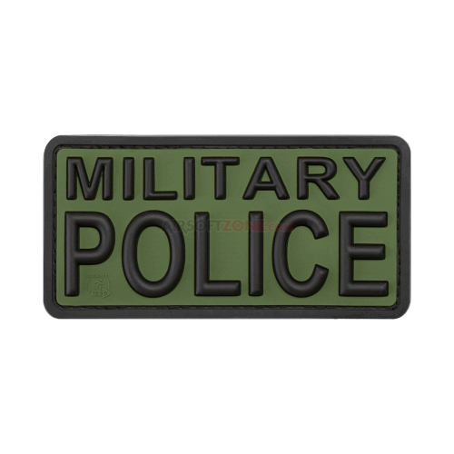 PATCH CAUCIUCAT - MILITARY POLICE - FOREST