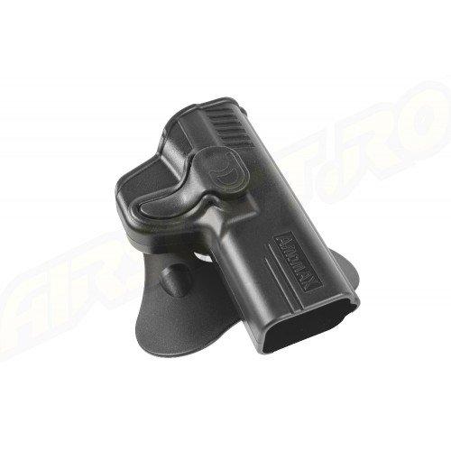 TEACA  DIN TEHNOPOLIMER PENTRU MP9-G2