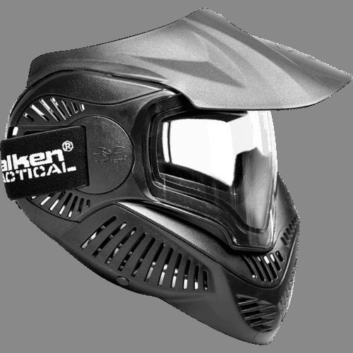 MASCA PROTECTIE MODEL GOGGLES - MI-7 THERMAL-BLACK