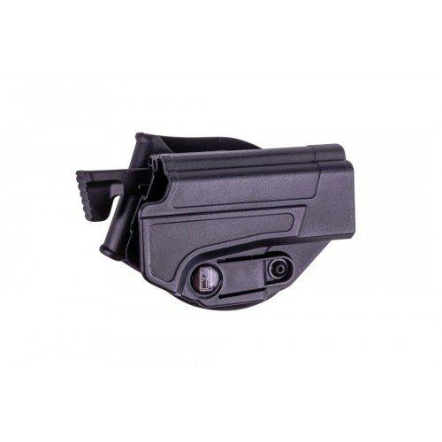 TEACA DIN POLYMER PT. PEPPER GUN GD-105
