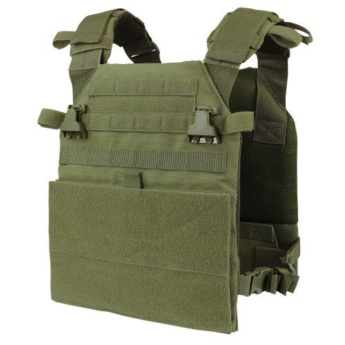 VANQUISH PLATE CARRIER - OD