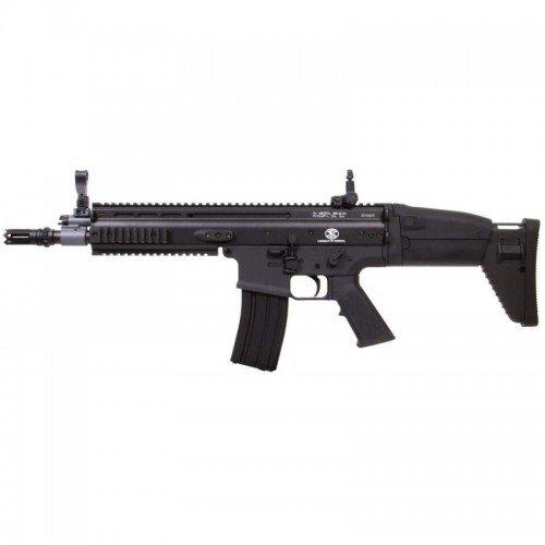 FN SCAR - BLACK - AEG - ABS