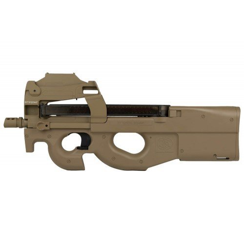 FN P90 - FDE - AEG - CU RED DOT