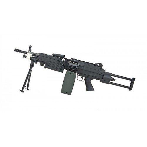 LMG FN HERSTAL M249 - AEG - BLACK