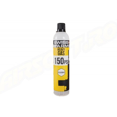 GREEN GAS 150 PSI - 760ML - SILICONE