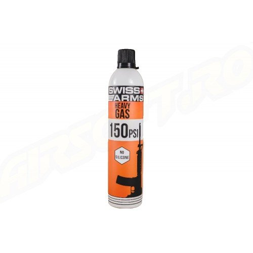 GREEN GAS 150 PSI - 760ML