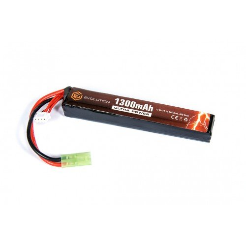 LI-PO ACUMULATOR ULTRA POWER - 11.1V - 1300MAH - 20C - 40C
