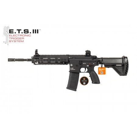 ELECTRIC RIFLE E-416 ETS - BLACK
