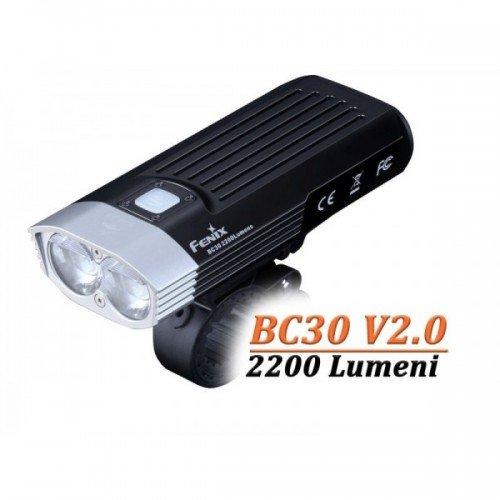 LANTERNA PENTRU BICICLETA MODEL BC30 V2.0