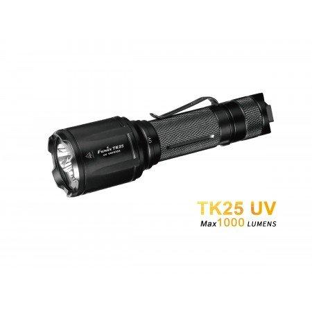 LANTERNA MODEL TK25 UV XP-G2