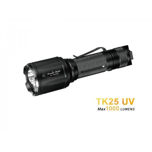 LANTERNA MODEL TK25 UV XP-G2