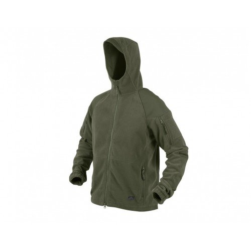 JACHETA FLEECE MODEL CUMULUS - OLIVE GREEN