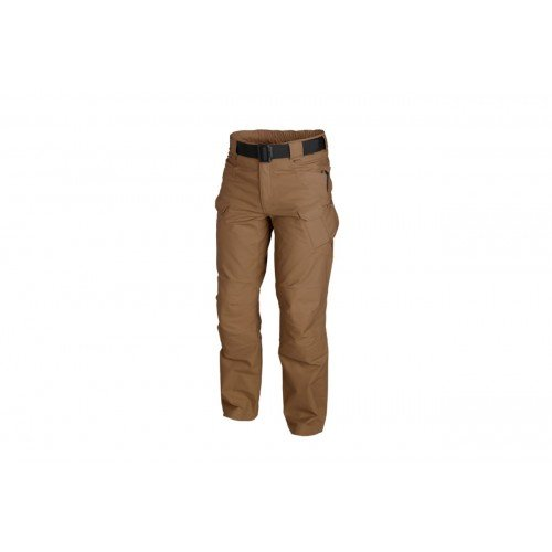 PANTALONI MODEL UTP (URBAN TACTICAL PANTS) - POLYCOTTON RIPSTOP - MUD BROWN