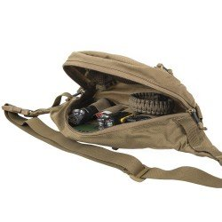BORSETA DIN CORDURA MODEL WAIST PACK - COYOTE