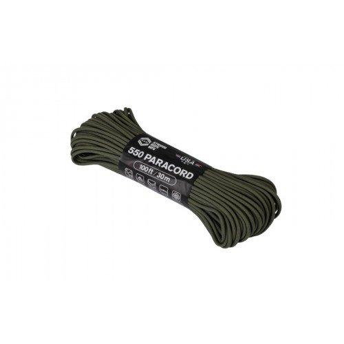 PARACORD MODEL 550 - 30 M/100 FT - OLIVE DRAB