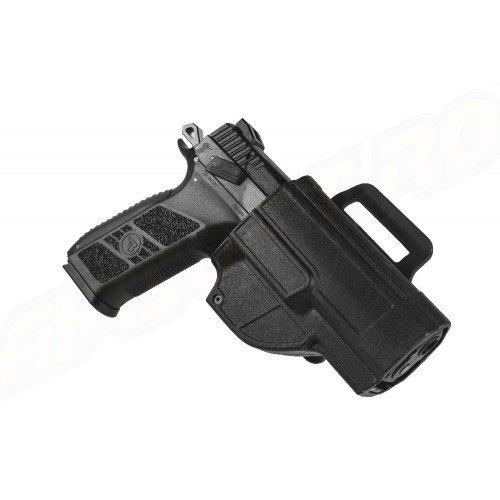 TEACA PENTRU P09 MODEL EVO5 2.0 BLA - MLM - BLACK