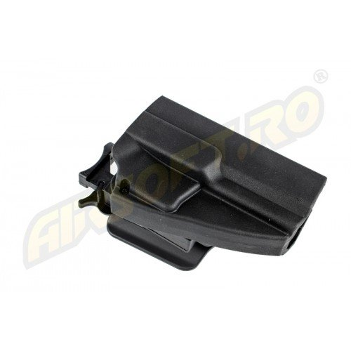 TEACA PENTRU S W MP9 MODEL EVO5 ARES (BLACK)