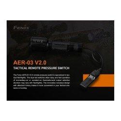 ANSAMBLU CONECTOR PENTRU LANTERNA TACTICA AER-03 - V2.0