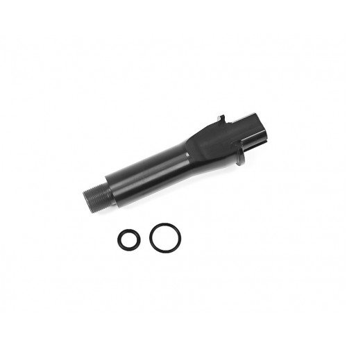 NEXT GENERATION M4 OUTER BARREL BASE-INTEGRATED - 4 INCH