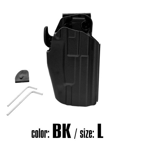 MULTI FIT COMPACT HOLSTER - BK