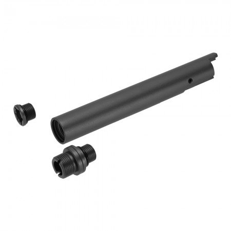 TEAVA EXTERNA PT. HI-CAPA 5.1 - NON-RECOIL-  2 WAY OUTER BARREL - BK
