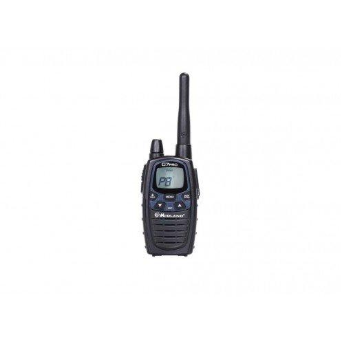 STATIE RADIO PMR/LPD PORTABILA MIDLAND G7 PRO SINGLE